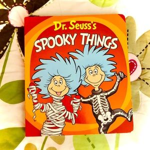 Dr. Seuss's Spooky Things Hardback
